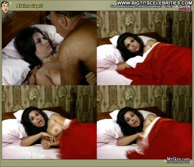 Alaina Capri Good Morning And Goodbye Big Tits Celebrity Brunette