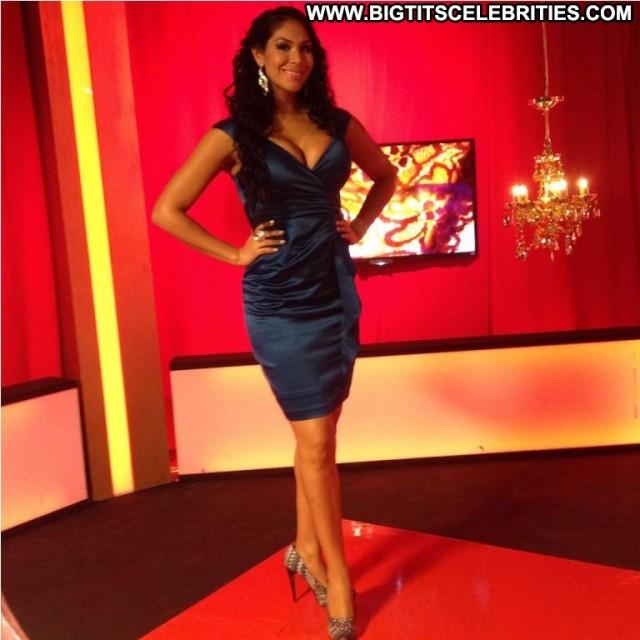 Tania Reza Miscellaneous Cute Brunette Latina Hot Sexy Big Tits