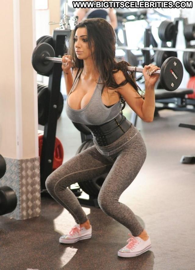 Chloe Khan Miscellaneous Celebrity Big Tits Sexy Hot Brunette