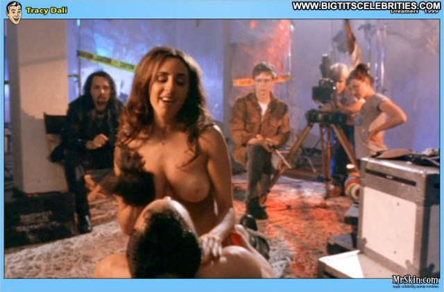 Tracy Dali Dreamers Celebrity Video Vixen Big Tits Posing Hot