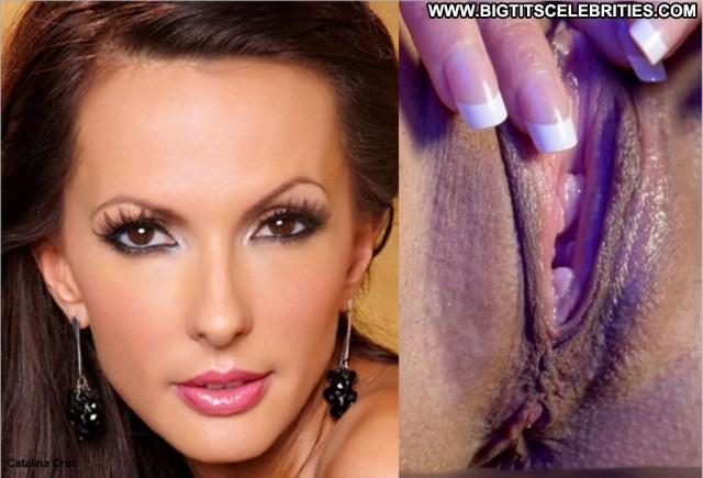 Catalina Cruz Pussy Portraits Video Vixen Skinny Celebrity Brunette