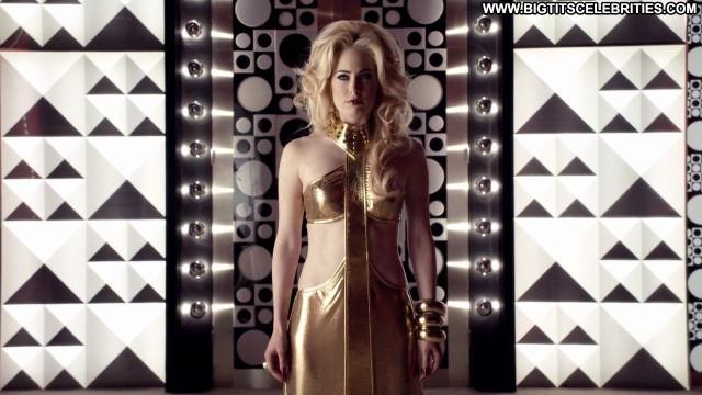 Charlotte Sullivan Alic Celebrity Brunette Doll Posing Hot Sultry