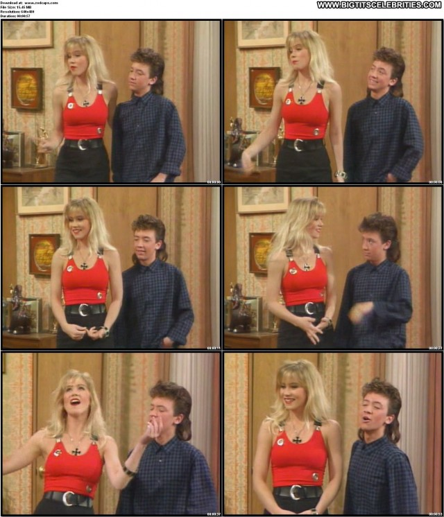 Christina Applegate Married With Children Doll Medium Tits Nice