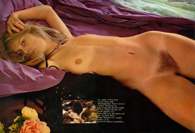 Eva Axen Miscellaneous Blonde Sexy Celebrity Doll Posing Hot Pretty