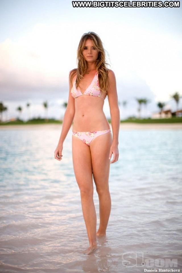 Daniela Hantuchov Miscellaneous Blonde Athletic Skinny Sultry Pretty
