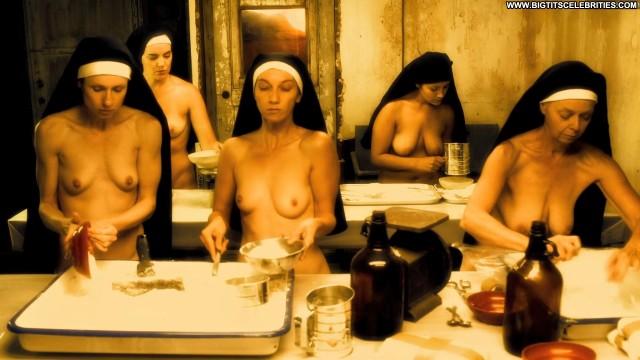 Aycil Yeltan Nude Nuns With Big Guns Celebrity Posing Hot Stunning