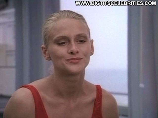 Andrea Thompson Baywatch Sultry Celebrity Stunning Cute Blonde Medium