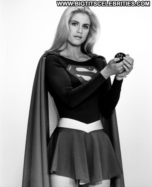 Helen Slater Supergirl Cute Celebrity Doll Blonde Small Tits