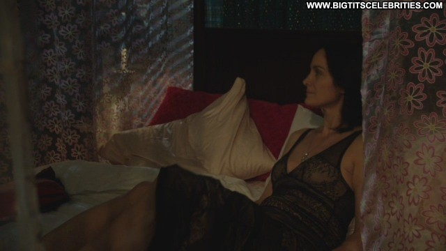 Carrie Anne Moss Compulsion International Sexy Beautiful Small Tits