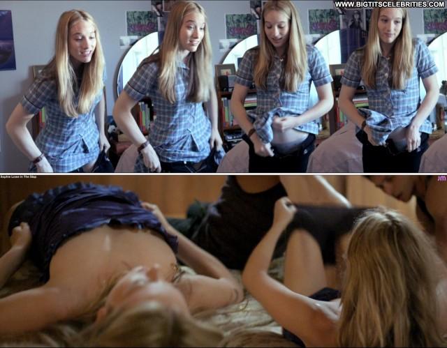 Sophie Lowe The Slap Posing Hot Celebrity Blonde Medium Tits