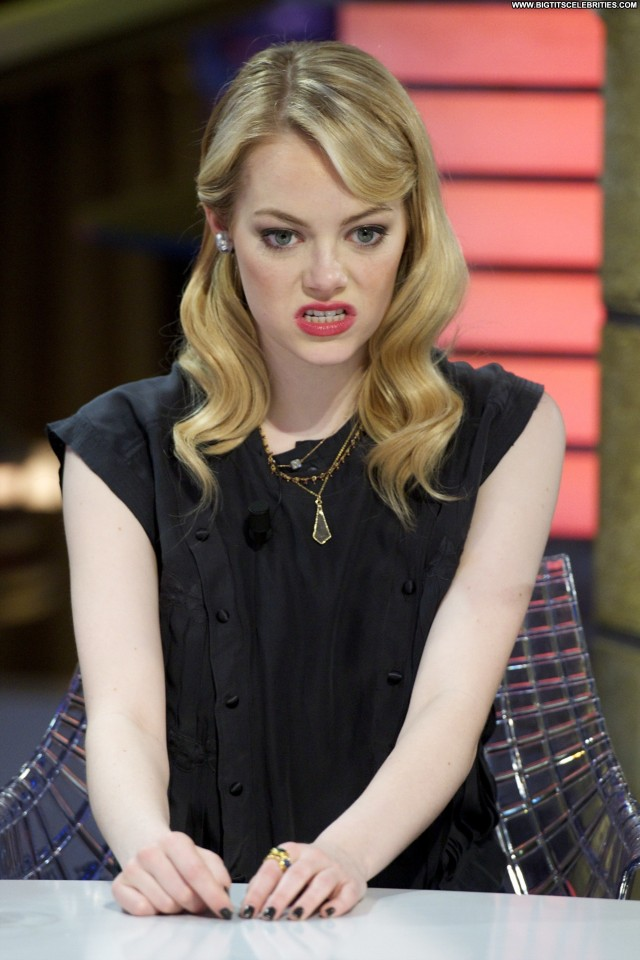 Emma Stone West Hollywood Pretty Beautiful Doll Celebrity Sultry