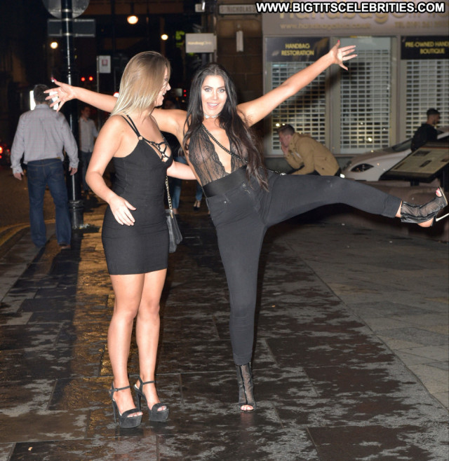 Chloe Ferry No Source Online Friends Bar Famous Babe See Thru