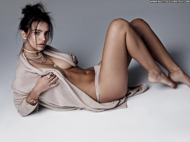 Emily Ratajkowski Topless Photoshoot Photoshoot Posing Hot Celebrity