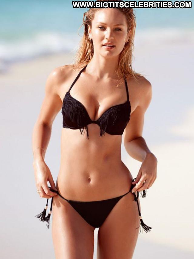 Candice Swanepoel No Source Bikini Babe Posing Hot Beautiful Lingerie