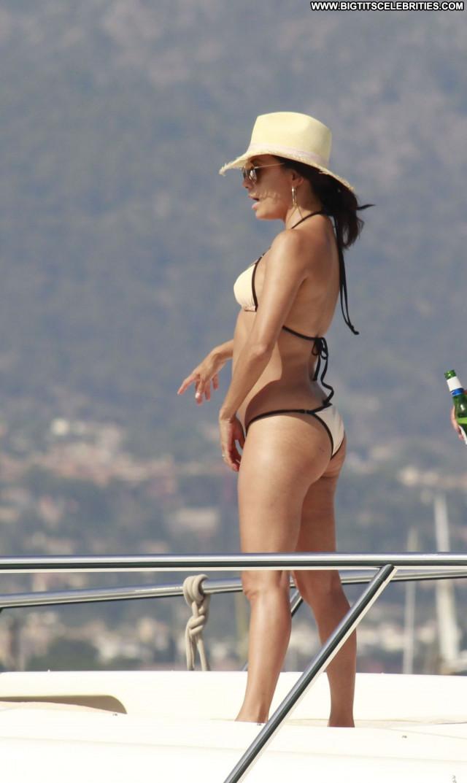 Eva Longoria The Beach Beautiful Posing Hot Babe Beach Sexy Celebrity