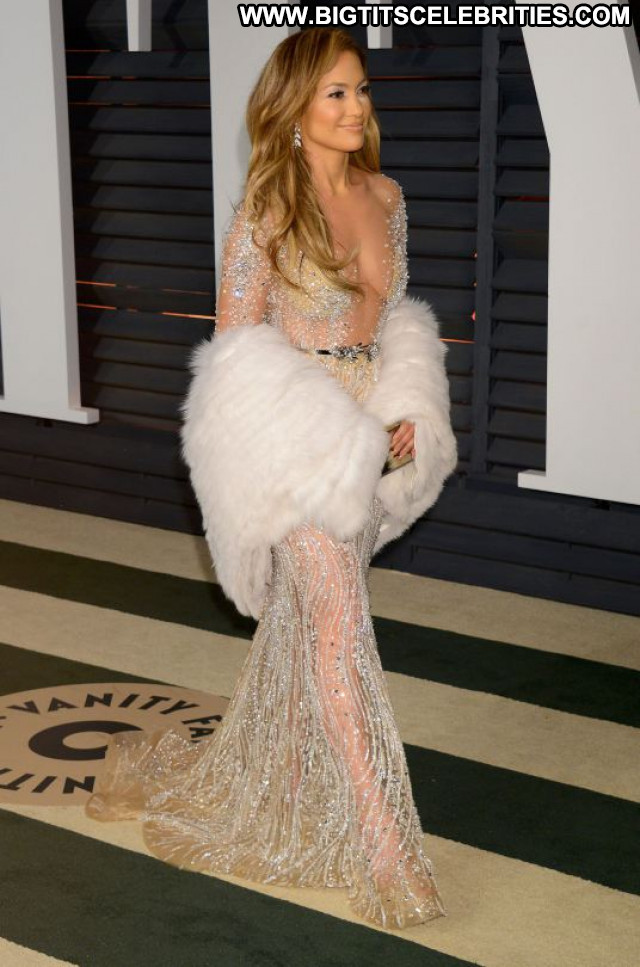 Jennifer Lopez Vanity Fair Posing Hot Party Celebrity Babe Beautiful