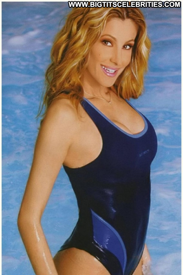Adriana Volpe No Source Italian Celebrity Beautiful Babe Model Sexy