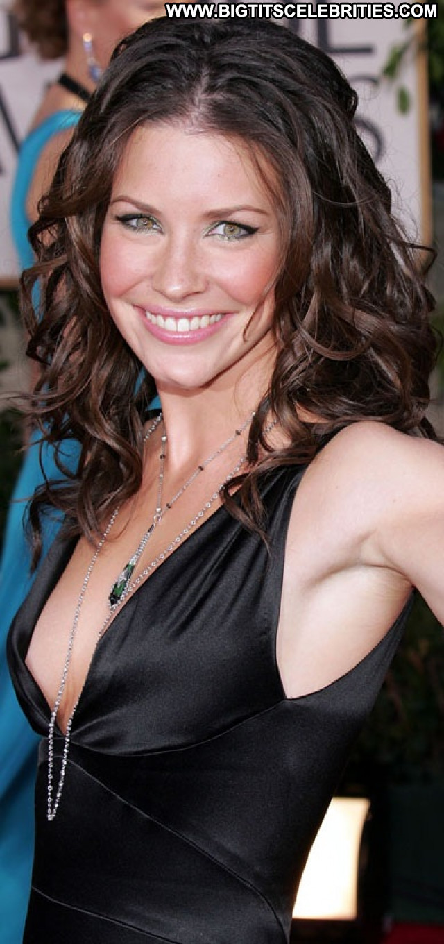 Evangeline Lilly No Source British Posing Hot Celebrity Babe Beautiful