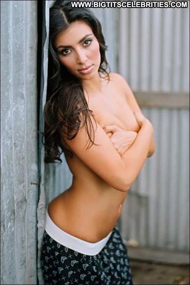 Kim Kardashian No Source Beautiful Babe Posing Hot Celebrity