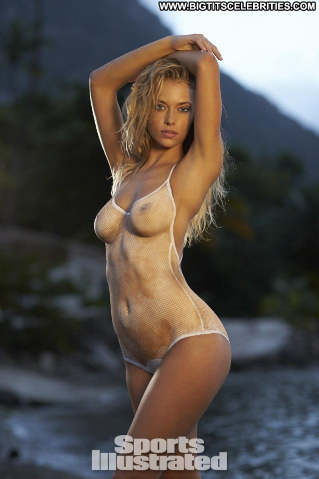 Hannah Ferguson New York Sexy New York Babe Beautiful Bikini Famous