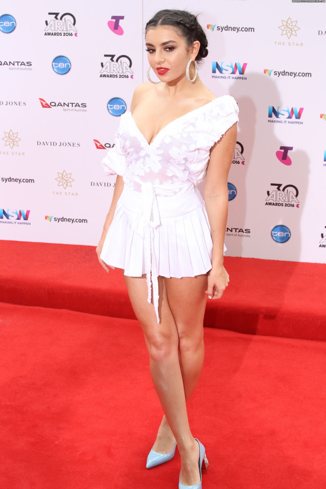Charli Xcx No Source Panties Sexy Babe Singer Posing Hot Beautiful
