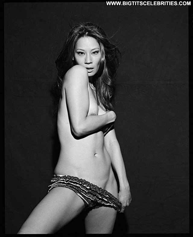 Lucy Liu No Source Actress American Posing Hot Asian Celebrity Sexy