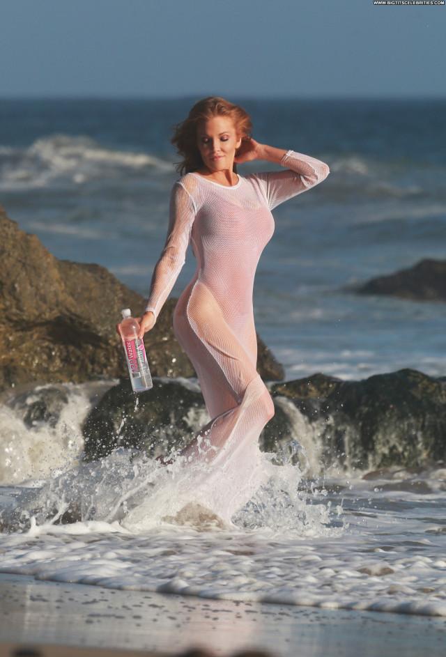 Angelica Bridges American Swimsuit See Through Beautiful Photoshoot