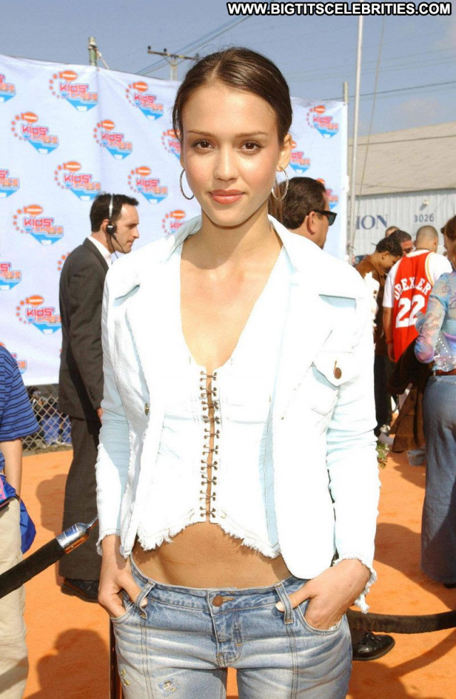 Jessica Alba Celebrity Actress Babe Awards Beautiful Sexy American