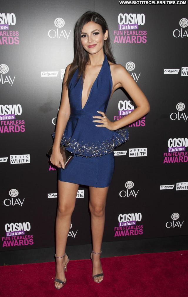 Victoria Justice No Source Awards Beautiful Latina Babe Posing Hot