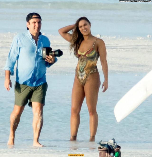 Ronda Rousey No Source Posing Hot Nude Photoshoot Pain Bahamas