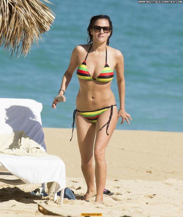 Caroline Flack K Sex Sex Posing Hot Beautiful Jamaica Bikini