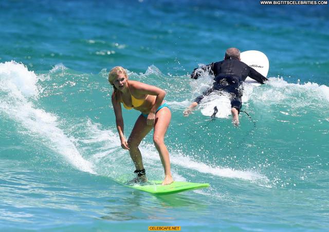 Bonnie Sveen No Source Celebrity Bikini Babe Sex Beautiful Beach