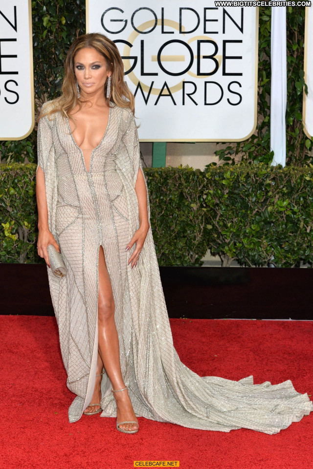 Jennifer Lopez Golden Globe Awards  Sexy Celebrity Beautiful Awards