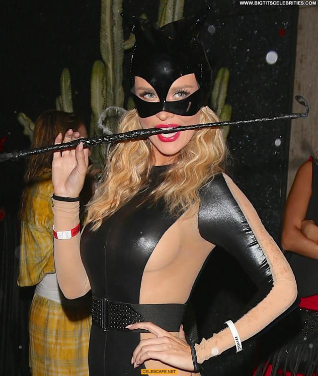 Joanna Krupa No Source Celebrity Halloween Hard Nipples Babe Nipples