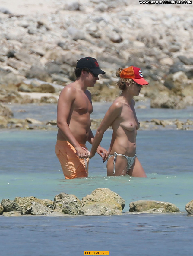 Heidi Klum No Source  Topless Mexico Toples Celebrity Beautiful Babe