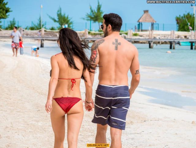 Cara Santana No Source Posing Hot Babe Beautiful Celebrity Bikini Sex