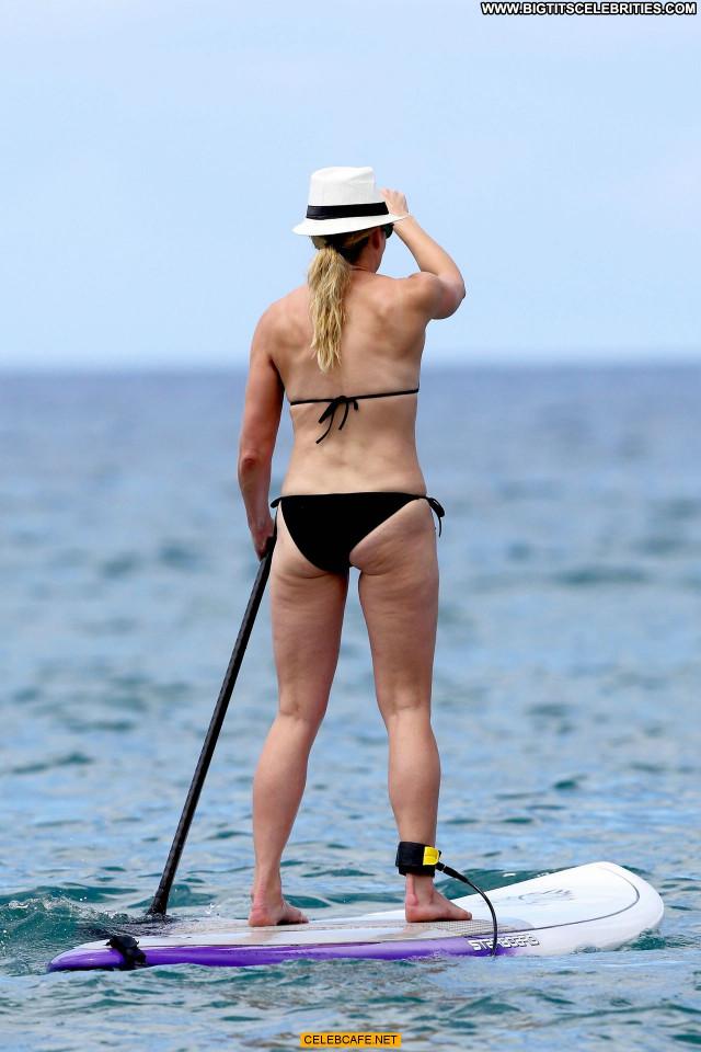 Chelsea Handler No Source Beautiful Beach Black Bikini Babe Celebrity