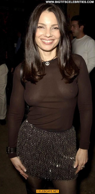 Fran Drescher No Source Posing Hot Celebrity Boobs Babe Beautiful Big