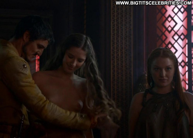 Josephine Gillan Game Of Thrones Babe Celebrity Big Tits Busty Nude