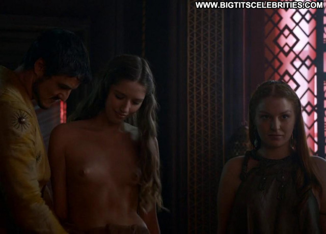 Josephine Gillan Game Of Thrones  Breasts Nude Beautiful Celebrity