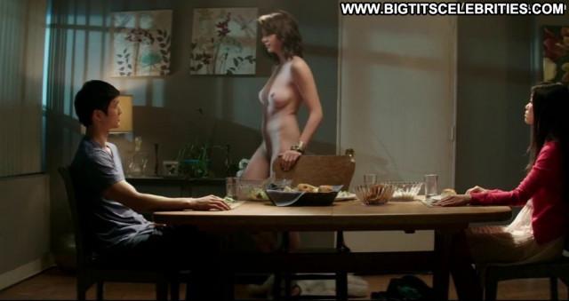 Kimberly Leemans Full Frontal Posing Hot Beautiful Nude Bush Breasts