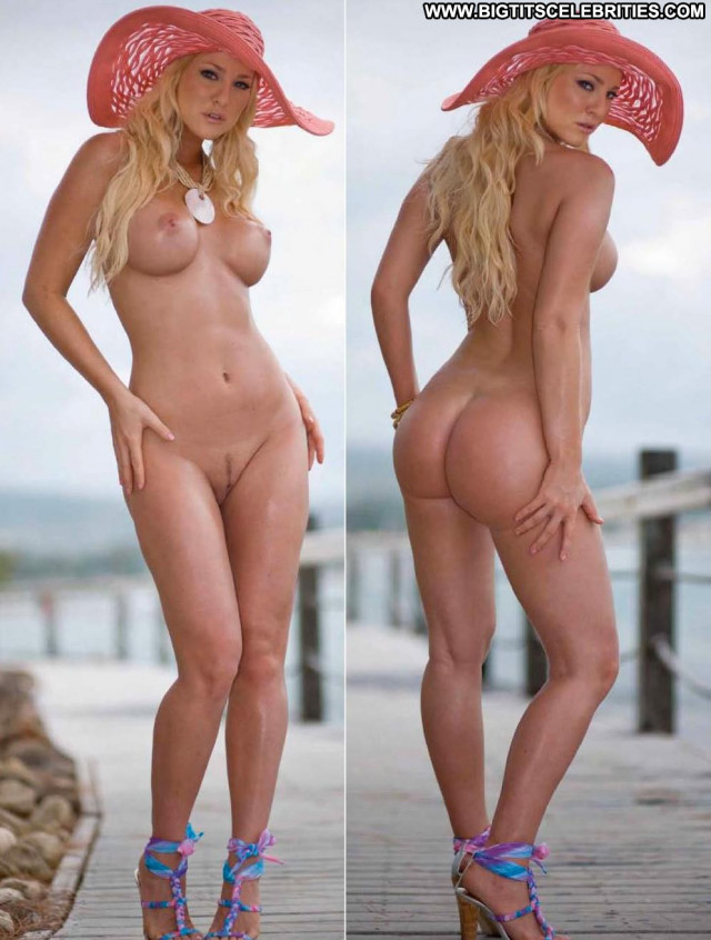 Tila Tequila Photo Shoot Babe Posing Hot Pussy Breasts Sea Celebrity