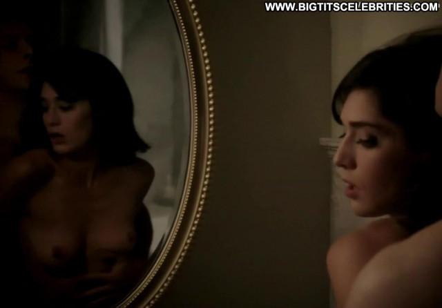 Lizzy Caplan Masters Of Sex Sex Babe Big Tits Massage Beautiful