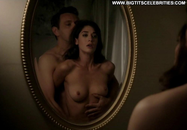 Lizzy Caplan Masters Of Sex  Babe Nude Big Tits Celebrity Breasts