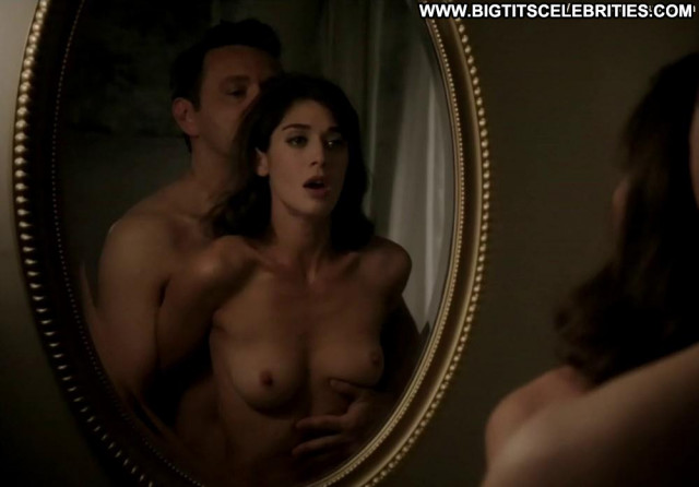 Lizzy Caplan Masters Of Sex Sex Posing Hot Beautiful Big Tits Babe