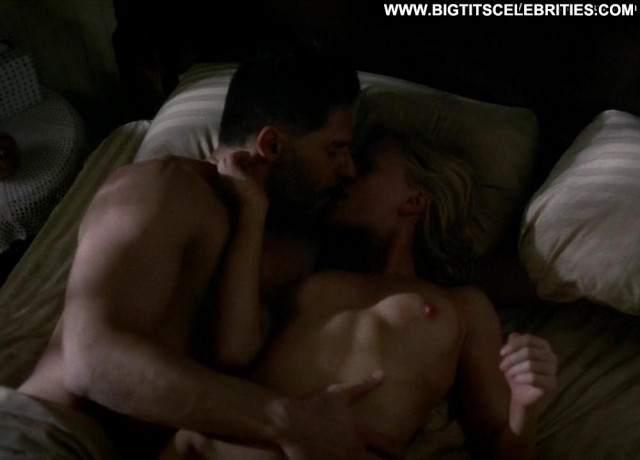 Anna Paquin True Blood Sea Babe Bed Breasts Topless Beautiful