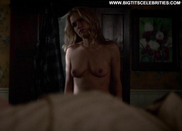 Anna Paquin True Blood Breasts Big Tits Bed Sea Toples Beautiful