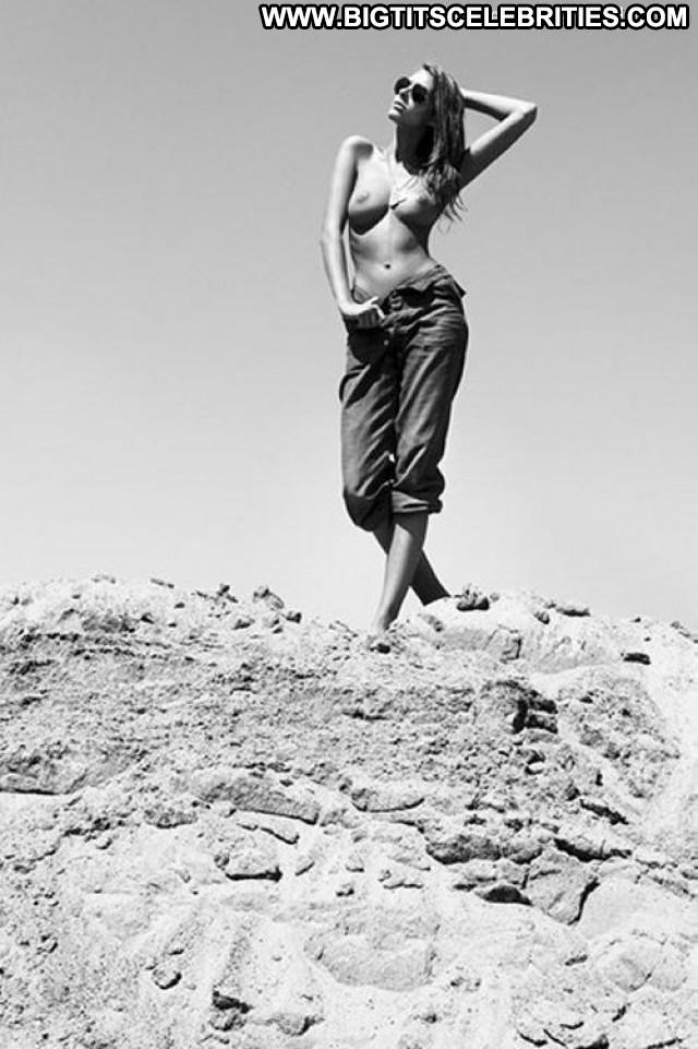 Joyce Verheyen Black And White Celebrity Photo Shoot Nude Bar Belgian