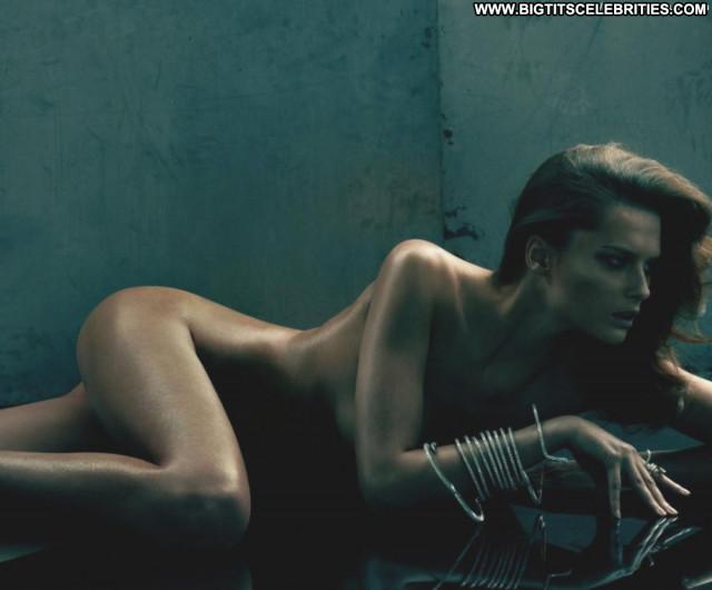 Elena Melnik Numero Magazine Photo Shoot Bar Nude Beautiful Big Tits