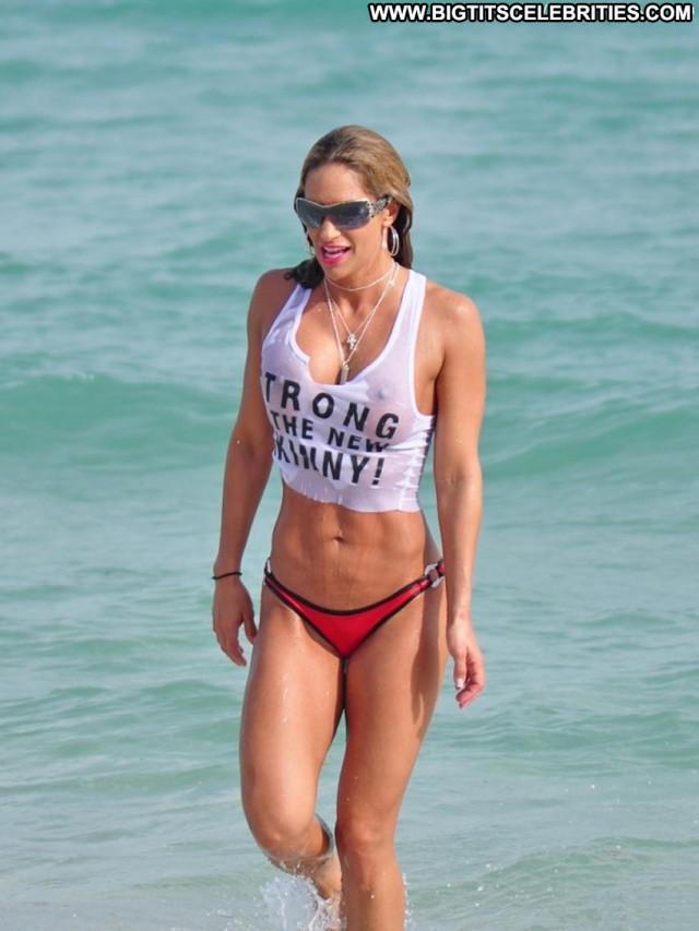 Jennifer Nicole Lee No Source Shirt Celebrity Model Babe Wet See
